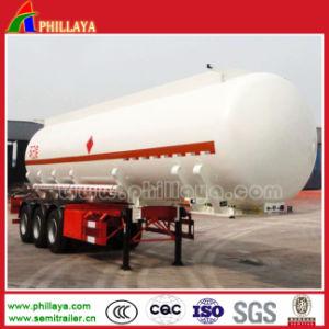 Heating Bitumen Tank Trailer for Asphalt Transportation pictures & photos