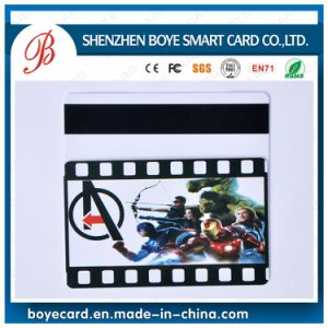 SGS Approved PVC Plastic Advertising Game Card pictures & photos