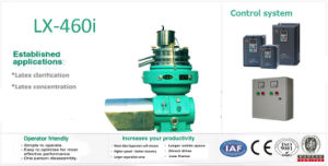 Centrifuge for Latex Rubber pictures & photos