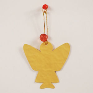 Hot En71 Standard Metal Star Decoration for Christmas pictures & photos