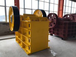 Stone Jaw Crusher Machine pictures & photos