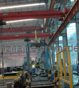 Single Girder Electric Overhead Crane Traveling (LDA3T-18M) pictures & photos