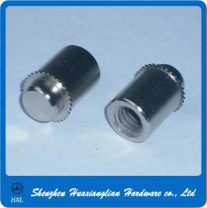 Customized Non-Standard Nickel Plated Steel Locking Insert Rivet Nut pictures & photos