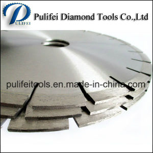 Frequency Welding Diamond Cutting Disc for Granite