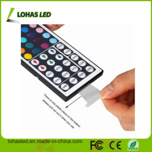 Waterproof 5m/Roll 300LEDs 14.4W/M 5050 SMD RGB Flexible LED Strip pictures & photos