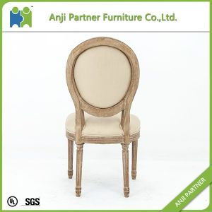 Luxury Wholesale Classical Solid Wood Chair (Jill) pictures & photos