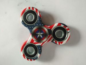 USA Flag Fidget Spinner Hand Spinner Camouflage Camo Fingertip Gyro pictures & photos