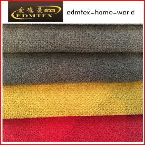 2016 Knitting Velvt Textile Fabric for Sofa (EDM5141) pictures & photos