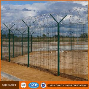 Cheap Security Welded Wire Mesh Fence Panel pictures & photos