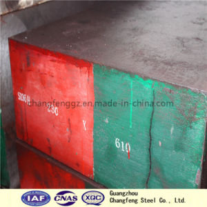 Alloy Tool Steel DIN 1.2316/S136 Mould Steel pictures & photos