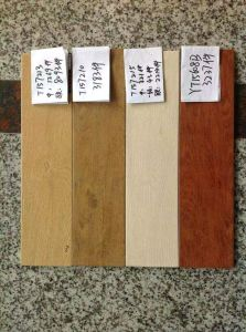 Ceramic Tile Stock Like Wood Porcelain Tile pictures & photos