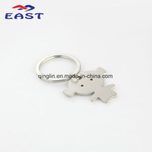 Cute Cartoon Characters Design Metal Keychain pictures & photos