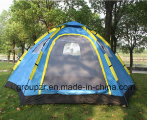 Automatic Camping Tent Outdoor Tent Family Tent pictures & photos
