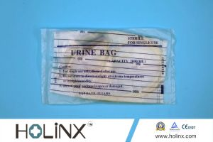 Disposable Urine Drainage Bag pictures & photos