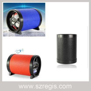 5 Inch Circular Car Audio Bluetooth Portable Professional Speaker pictures & photos