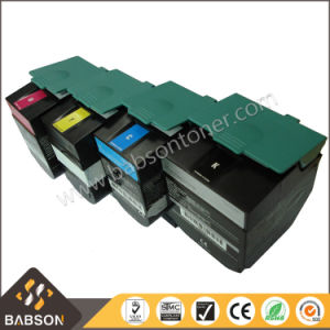 Stable Quality C540 Color Compatible Cartridge for Lexmark pictures & photos