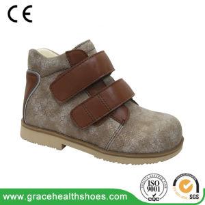 Grace Children Stability Shoe Health Corrective Boots pictures & photos