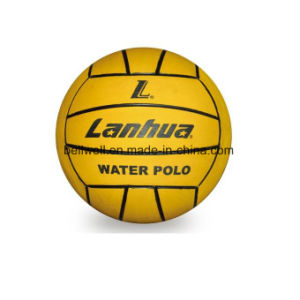 Professional Standard Game Water Rubber Polo Ball pictures & photos