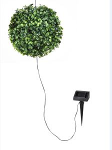 Solar Hanging Topiary Ball, Dia20cm pictures & photos