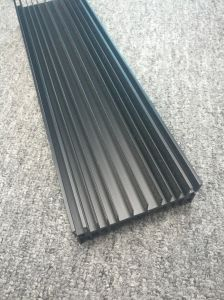 6063t5 Custom Anodizing Aluminium Extruded Heatisnk Profile pictures & photos