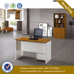 Sample Design Melamine Office Computer Desk (HX-GD048) pictures & photos