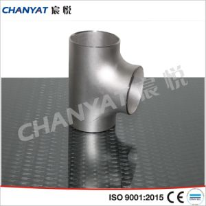 En/DIN Steel Pipe Fitting Tee 1.4547, X2nicrmocu20-18-7 pictures & photos