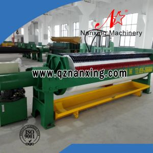 Wyb-650 Hydraulic Chamber Clay Sludge Filter Press pictures & photos