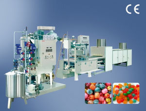 Candy Depositing Line (MF2000) pictures & photos