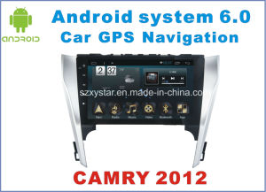 New Ui Android 6.0 Car Tracker for Toyota Camry 2012 with Car GPS Navigation
