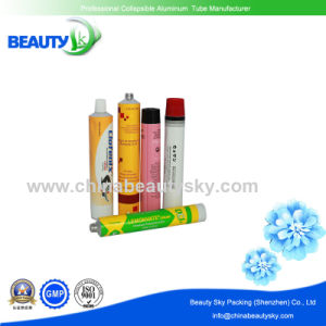 Good Price Producing in GMP Plant Pharmaceutical Cream Aluminum Tube pictures & photos