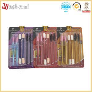 Washami Fashion Eyeshadow Lip Gloss Brushes Kit Cosmetic Makeup Brushes pictures & photos