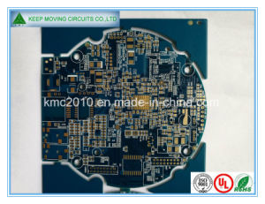 Printed Circuit Board BGA Immersion Gold Multilayer PCB pictures & photos