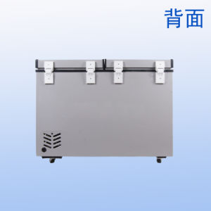 Purswave 138L DC Freezer Portable Refrigerator Solar Fridge DC12V24V48V Battery Freezer -18degree pictures & photos