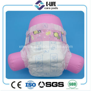 Africa Super Absorbent Baby Diaper Magic Tape SGS Certificate pictures & photos