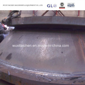 Heavy Steel Structure Welding Fabrication-Barrel Parts pictures & photos