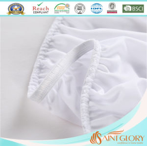 Fiber Ball White Synthetic Polyester Microfibre Mattress Pad pictures & photos