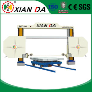 Diamond Wire Saw Edge Stone Cut Machine for Marble &Granite pictures & photos