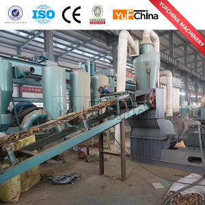 15 HP Diesel Powered Flat Die Wood Pellet Mill/Wood Pellet Extruder/Wood Pellet Machine pictures & photos