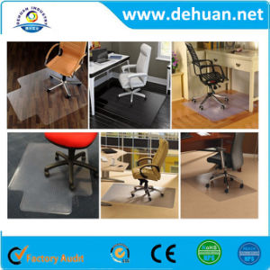 PVC Custom Office Chair Mat Carpet for Selling pictures & photos