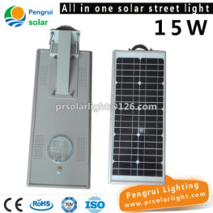 Energy Saving LED Sensor Solar Panel Powered Outdoor Wall Solar Lights pictures & photos