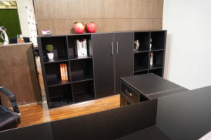 Hot Sale Wooden Office Bookshelf (C8) pictures & photos
