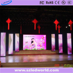 P4.81 Indoor Rental Full Color LED Display Board Sign Advertising pictures & photos