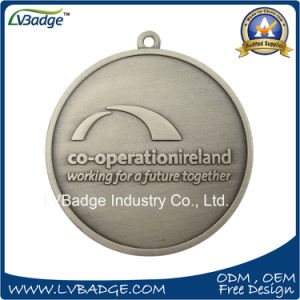 Zinc Alloy Die-Casting Logo Award Medal pictures & photos