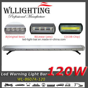 "63"" Emergency Light Police Fire Warning Lightbar Red pictures & photos"