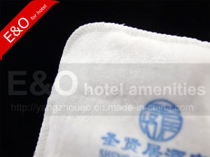 Hotel Amenity Disposable Cheap Shoe Shine Cloth pictures & photos