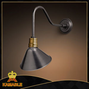 Nordic Style Retro Iron Art Wall Light (KAM0079W-1) pictures & photos