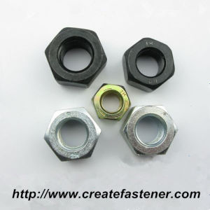 DIN 6915 Hex High Strength Nut for Steel Struture pictures & photos