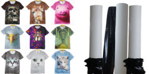 100GSM Sublimation Transfer Paper for High Quality Transfer Printing pictures & photos