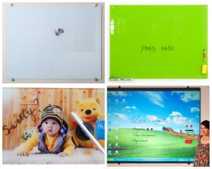 Yearly/Monthly/ Weekly Dry Erase Glass Magnetic Calendar Whiteboard with En71/72/73 pictures & photos