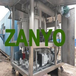 China High Vacuum Waste Insulating Oil Treatment Machine pictures & photos
